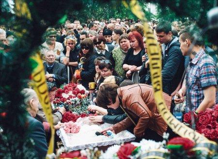 funeral kramatorsk