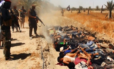 Islamic State executions