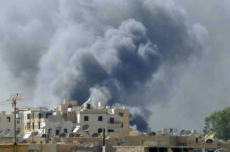 H-3 airstrike