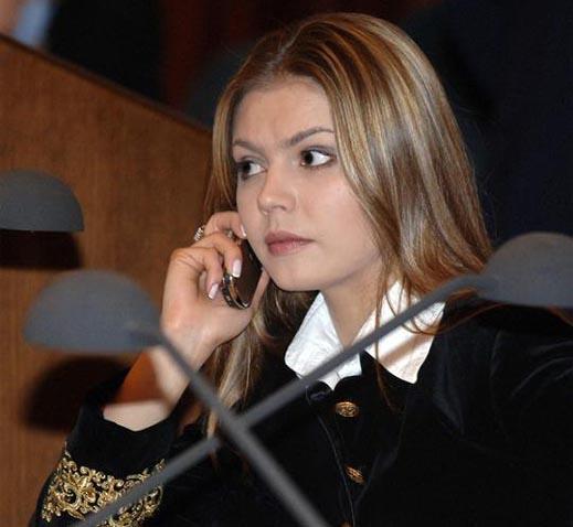 alina kabaeva son - photo #27