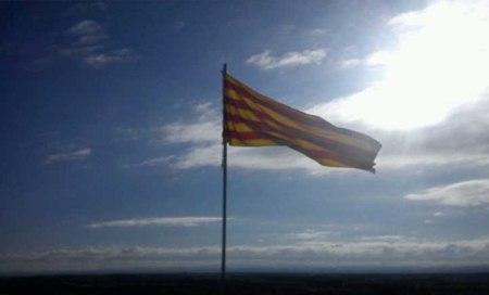 catalan flag