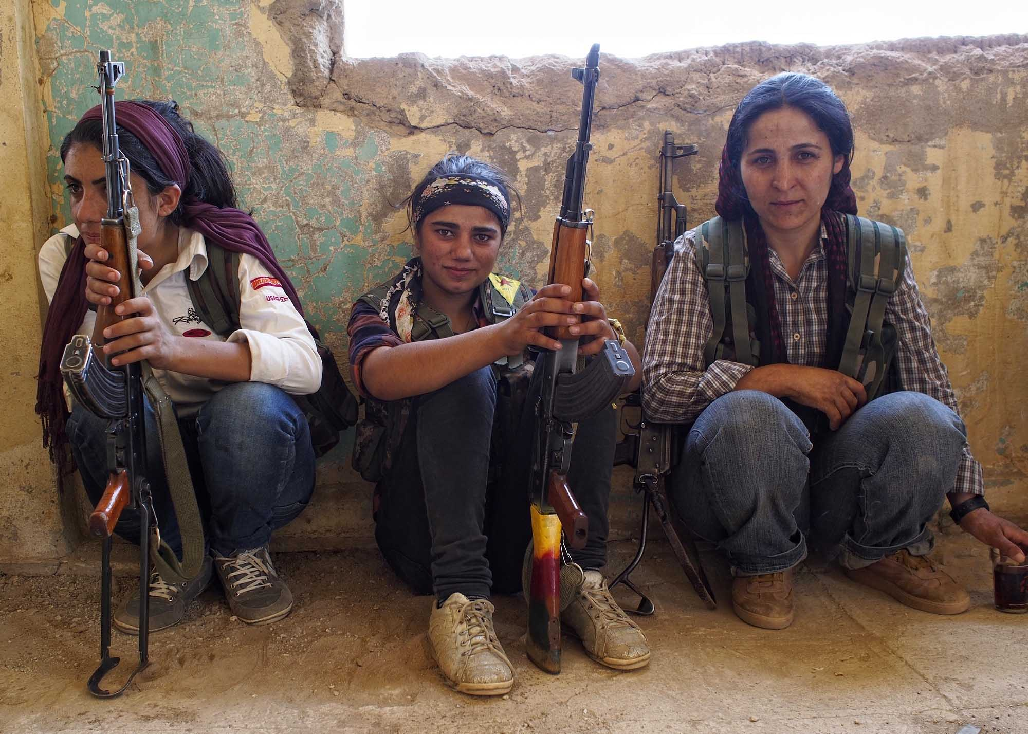 Don't let Kobane be slaughtered | Mato's Blog