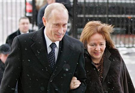 Putin Ludmila 2