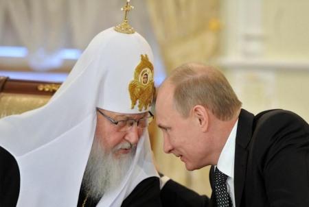 Putin Patriarch Kirill