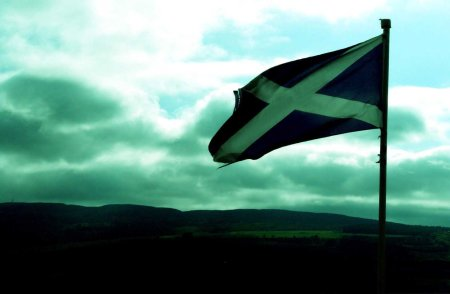 Scottish Flag 4