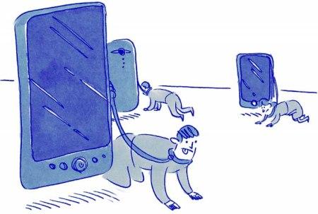 smartphone slaves