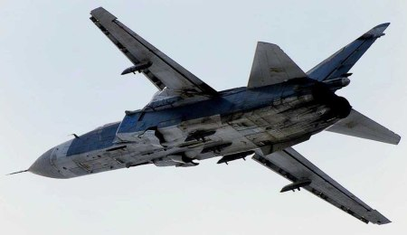 Sukhoi Su-24 Fencer 1