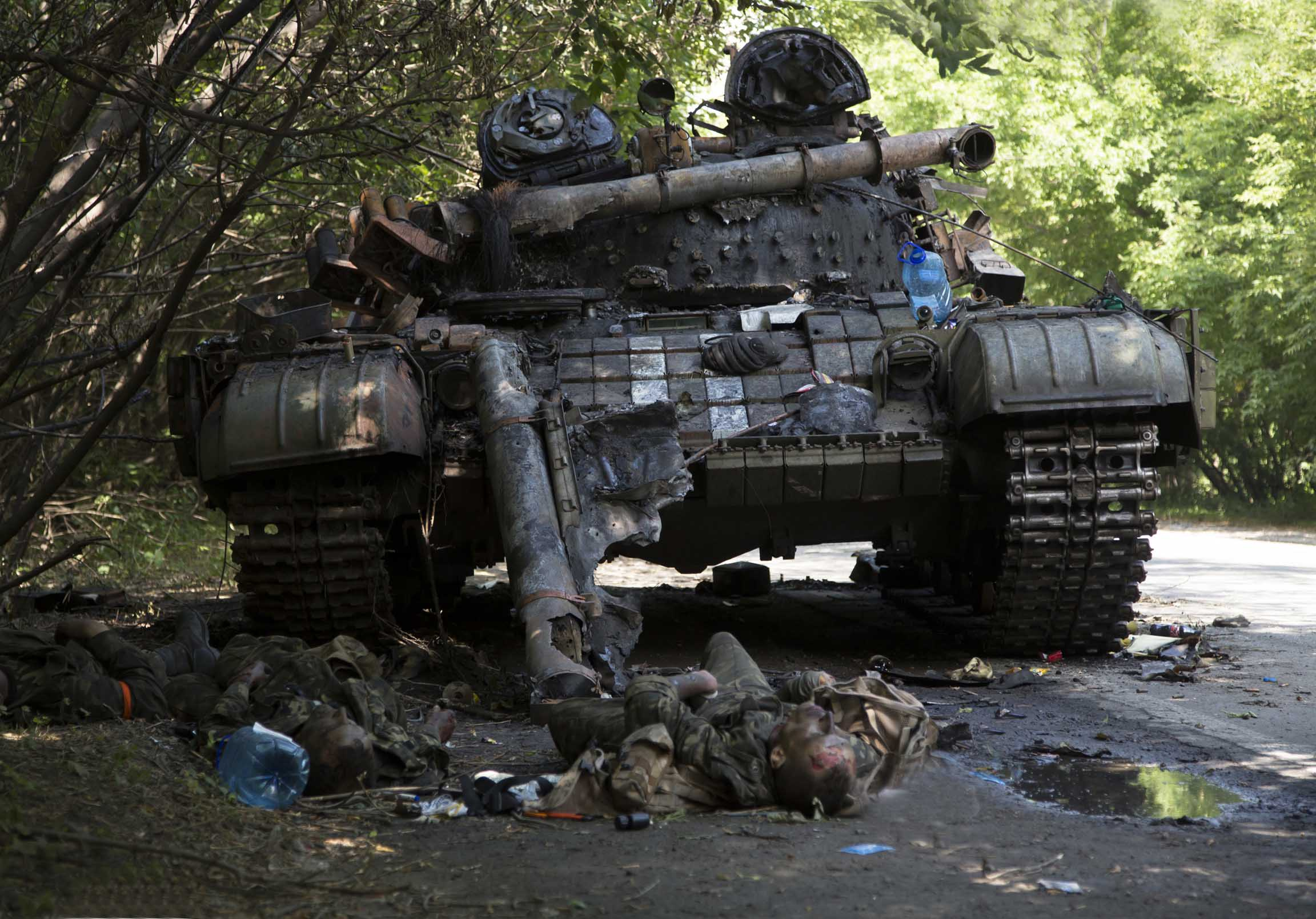 Report from a war zone | Mato's Blog