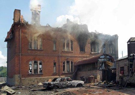 Ukraine destruction 22