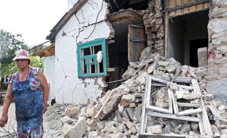 Ukraine destruction 24