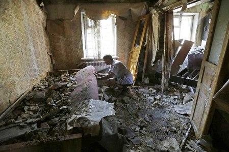 Ukraine destruction 25