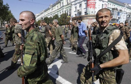 Ukraine POWs 2