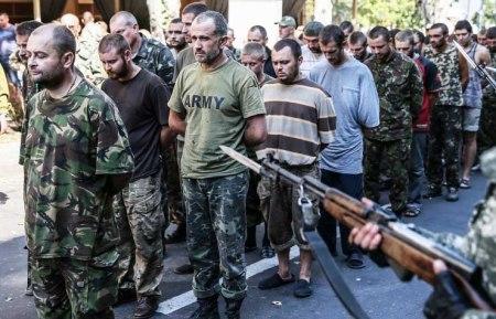 Ukraine POWs