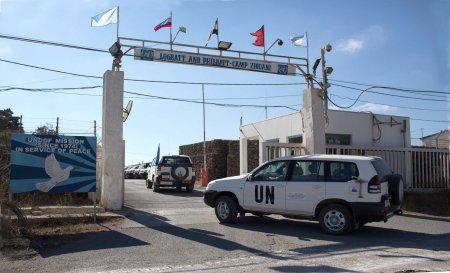 UNDOF mission Golan