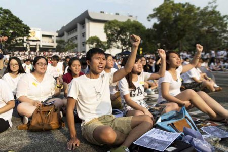 Hong Kong student protest 4