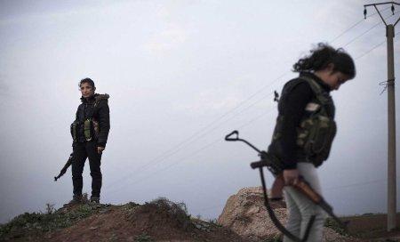 Kurdish female Popular Protection Units 2