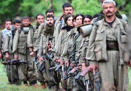 Kurdish militia 4