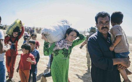 Kurdish refugees 11