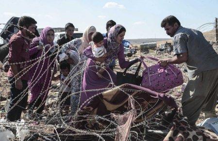 Kurdish refugees 21