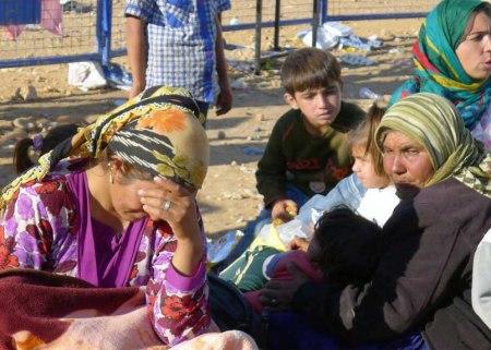 Kurdish refugees 4