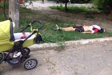 civilian victim baby