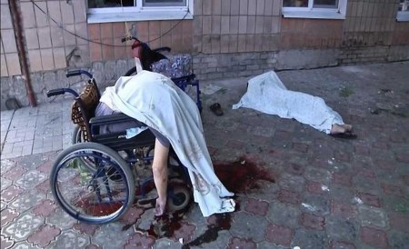civilian victim donbass 5