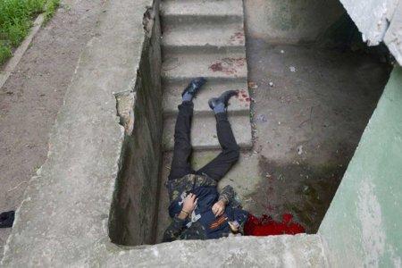 dead separatist donbass