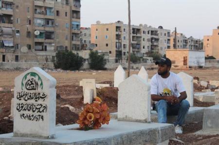 Aleppo graves