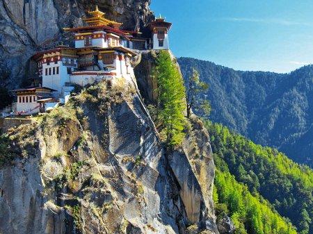 Bhutan tiger's nest monastery 22b