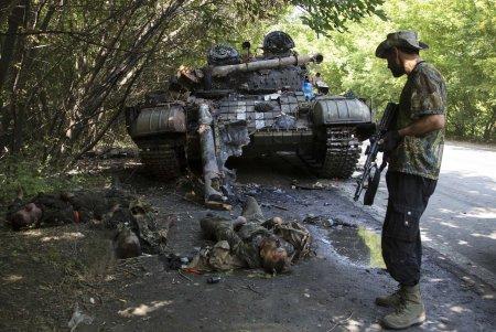 dead soldiers Ukraine