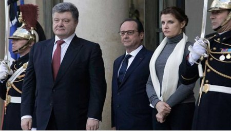 Charlie Hebdo Poroshenko