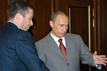 Putin Abramovich