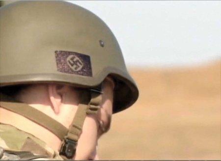 swastika helm