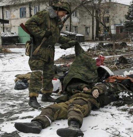 dead soldier snow 2