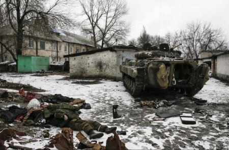 dead Ukrainian soldier 2