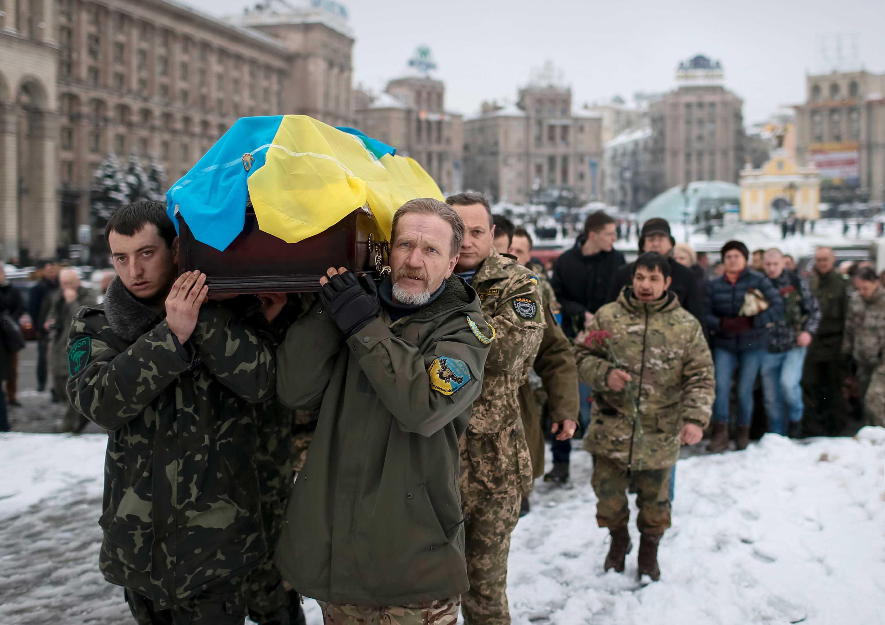 Funeral Ukraine