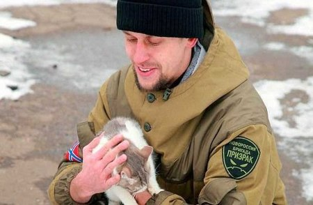 Vsevolod Petrovsky, presente cat