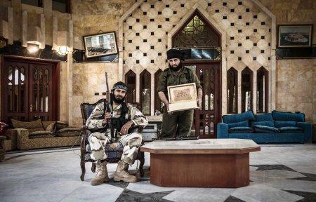FSA Syria Raqqa 13