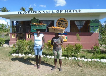 Foundation Soul of Haiti