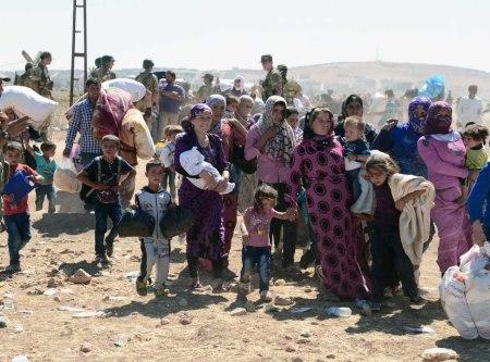 Syria refugees 2
