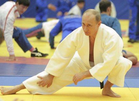 Putin Judo 2