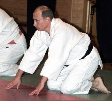 Putin judo 3