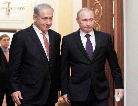 Putin Netanyahu 4