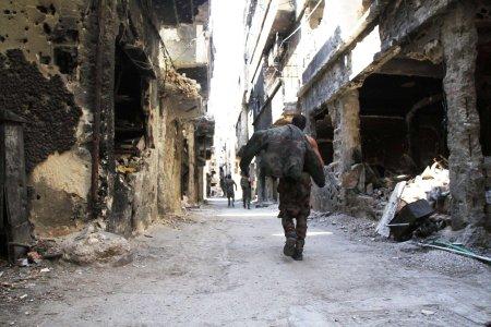 yarmouk camp 1