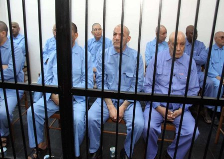 death sentence for libya peace
