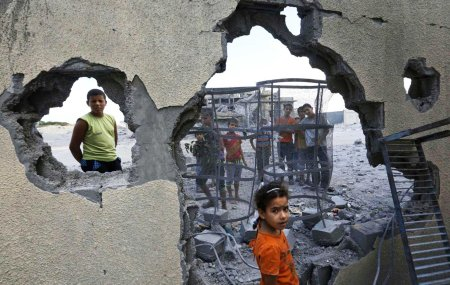 Gaza children 4