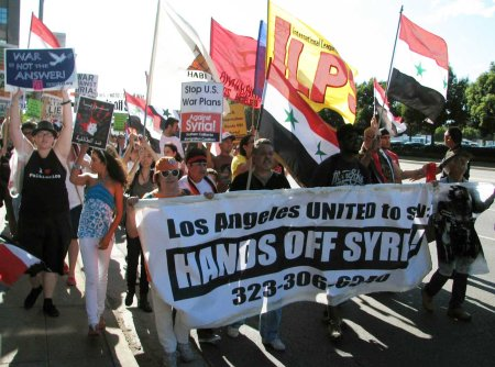 hands off Syria 3