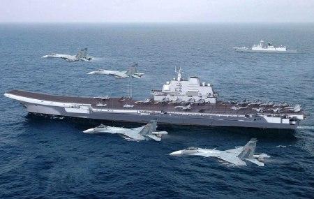 Liaoning-CV-16 1