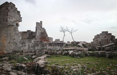 Syria dead city