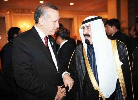 Erdogan Saudi G20